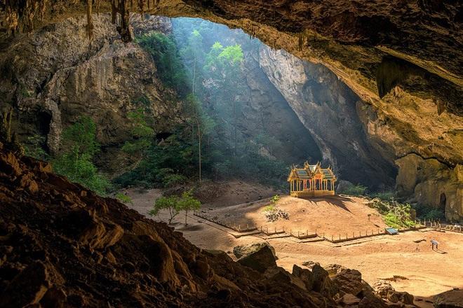 Sức hút kỳ diệu Thái Lan khiến du khách không thể cầm lòng - ảnh 1