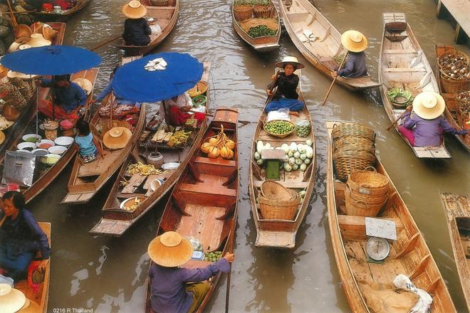 Sức hút kỳ diệu Thái Lan khiến du khách không thể cầm lòng - ảnh 11
