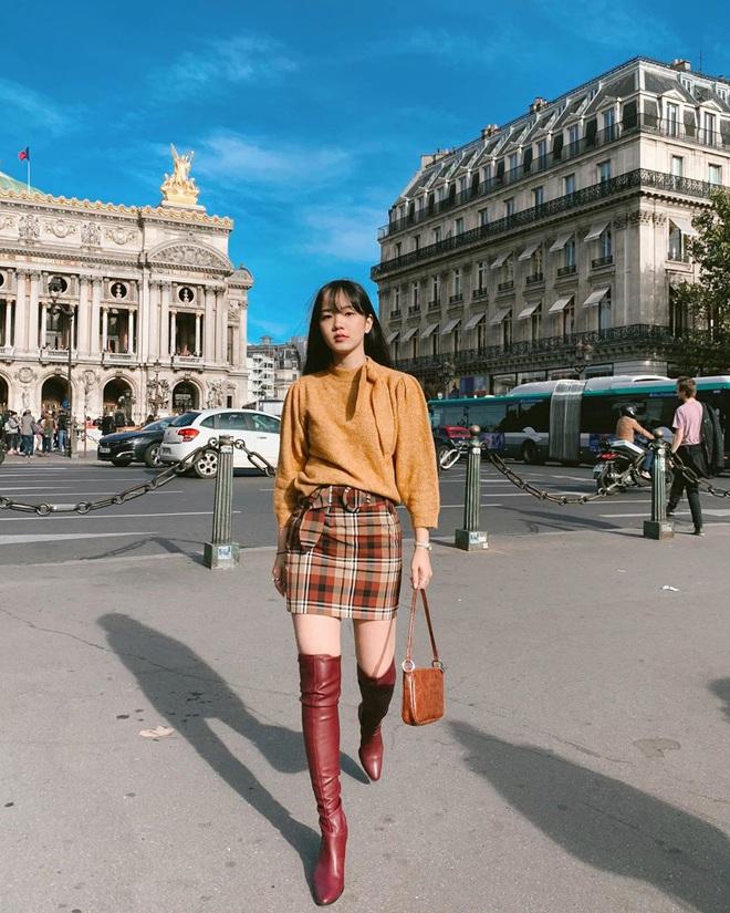 Mỗi kiểu chân váy đều có một đôi boots hoàn hảo để song hành, diện lên xinh ngất ngây và tôn dáng hết cỡ - ảnh 4