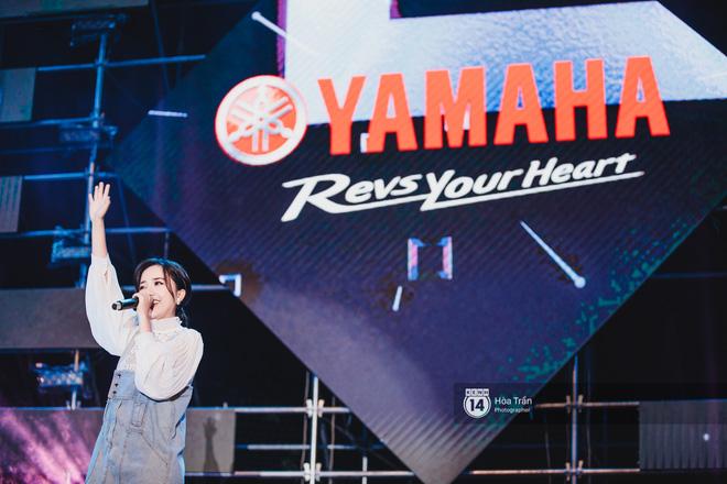 YAMAHA Road to Ravolution: DJ Huy DX căng não để tìm ra người chiến thắng, Binz sung đến mức đòi biểu diễn thêm! - ảnh 11