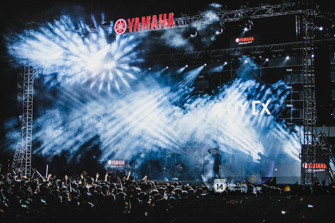 YAMAHA Road to Ravolution: DJ Huy DX căng não để tìm ra người chiến thắng, Binz sung đến mức đòi biểu diễn thêm! - ảnh 19
