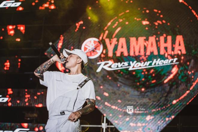 YAMAHA Road to Ravolution: DJ Huy DX căng não để tìm ra người chiến thắng, Binz sung đến mức đòi biểu diễn thêm! - ảnh 16