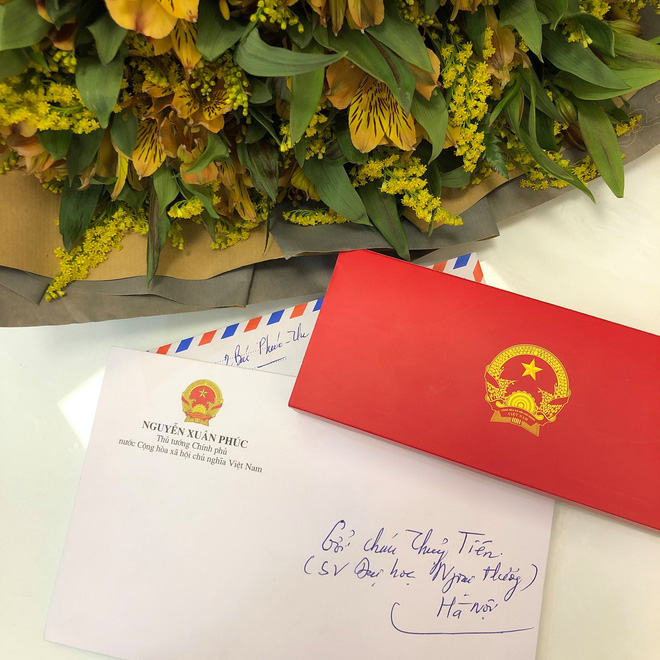 Nữ sinh Ngoại thương mắc ung thư được Thủ tướng Nguyễn Xuân Phúc gửi thư động viên: Bác tin rằng cháu sẽ là người chiến thắng - ảnh 3