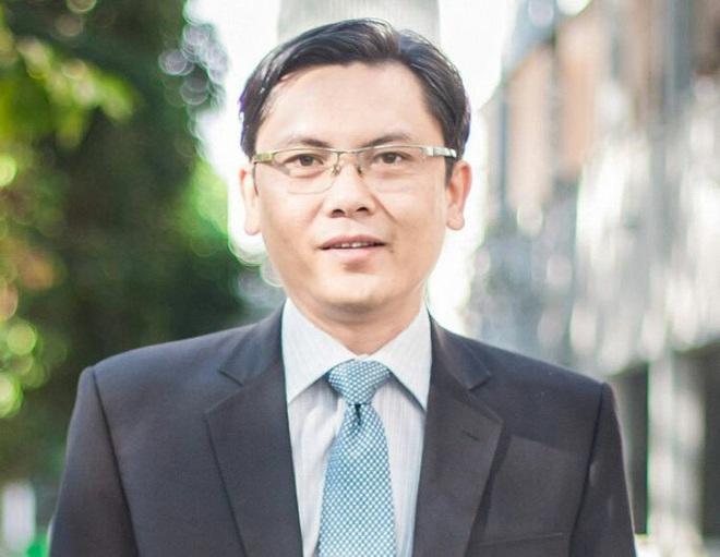 Phó giáo sư 45 tuổi làm Phó giám đốc Đại học Quốc gia TP.HCM - ảnh 1