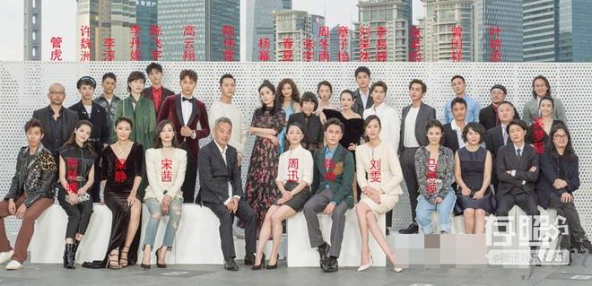 Tranh chấp trong giới diễn viên Hoa ngữ: Kịch tính và lắm drama còn hơn cả xem phim cung đấu - Ảnh 4.