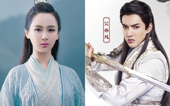 Tranh chấp trong giới diễn viên Hoa ngữ: Kịch tính và lắm drama còn hơn cả xem phim cung đấu - Ảnh 2.