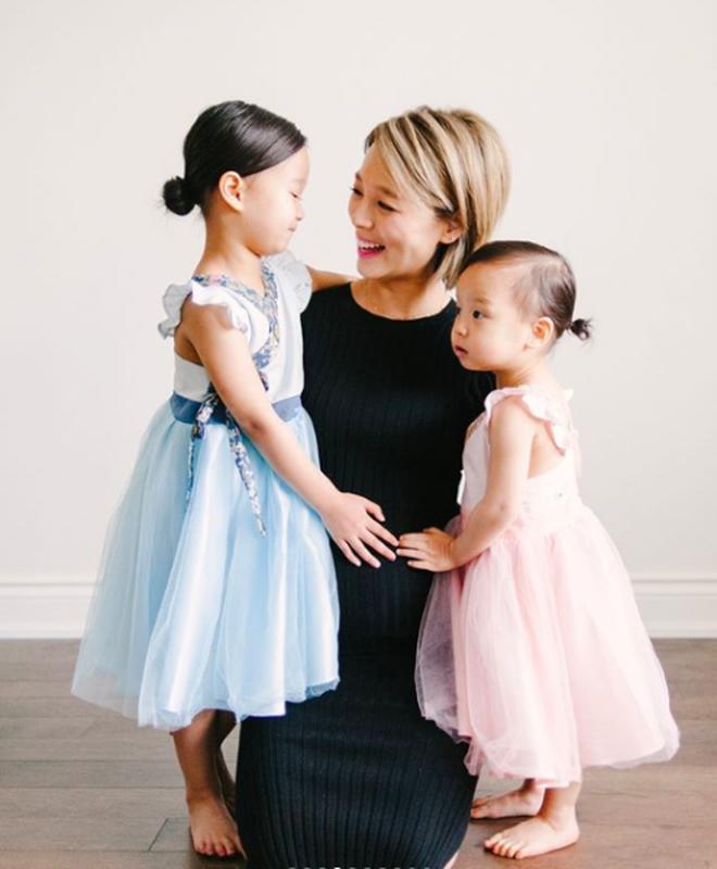 Ai mà ngờ cựu thành viên Wonder Girls giờ đã là mẹ 3 con, công khai gương mặt của 2 đứa bé - ảnh 9