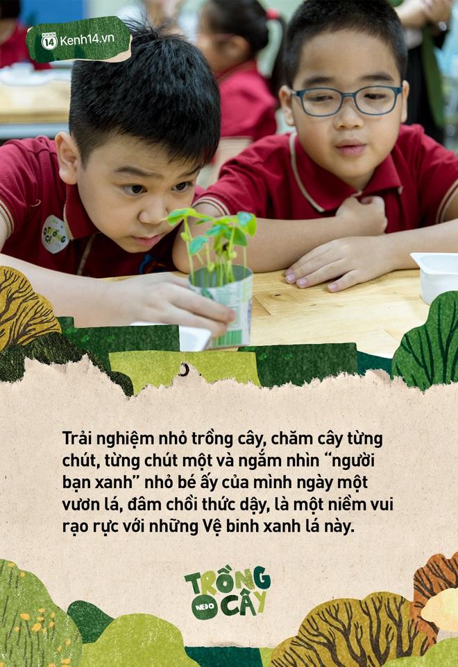 """Nhìn lại hành trình """"trẻ hóa"""" câu chuyện Trồng cây cũ kỹ đến từ chính các bạn học sinh - Ảnh 6."""