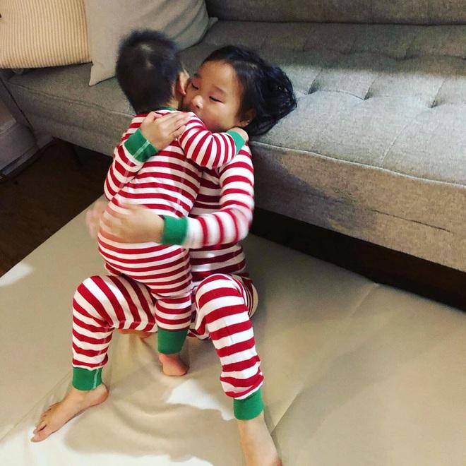 Ai mà ngờ cựu thành viên Wonder Girls giờ đã là mẹ 3 con, công khai gương mặt của 2 đứa bé - ảnh 3