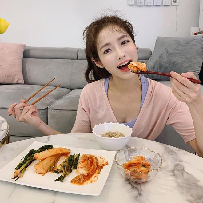 Hot girl xứ Hàn chia sẻ cách giảm 10kg trong 2 tháng nhờ những bí quyết dễ học theo - ảnh 6