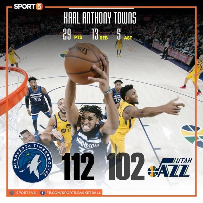 NBA 2019-2020 ngày 19/11: Boston Celtics giữ vững ngôi vị đầu BXH, Los Angeles Clippers thắng vất vả trước Oklahoma City Thunder - Ảnh 15.