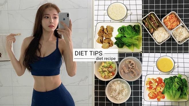 Hot girl xứ Hàn chia sẻ cách giảm 10kg trong 2 tháng nhờ những bí quyết dễ học theo - ảnh 1