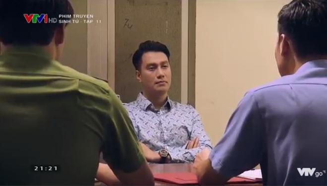 Sinh Tử tập 11: Công khai dúi cục tiền vào túi của Doãn Quốc Đam, Việt Anh thật biết chiều chiến hữu - ảnh 3