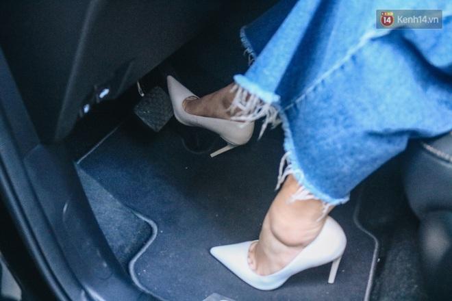 Từ vụ nữ tài xế Mercedes gây tai nạn kinh hoàng khiến 1 người chết: Chị em phụ nữ nói về gót giày tử thần khi lái xe - ảnh 2