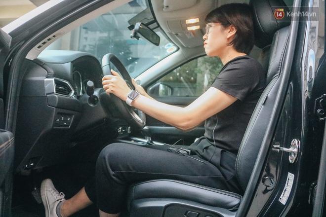 Từ vụ nữ tài xế Mercedes gây tai nạn kinh hoàng khiến 1 người chết: Chị em phụ nữ nói về gót giày tử thần khi lái xe - ảnh 3