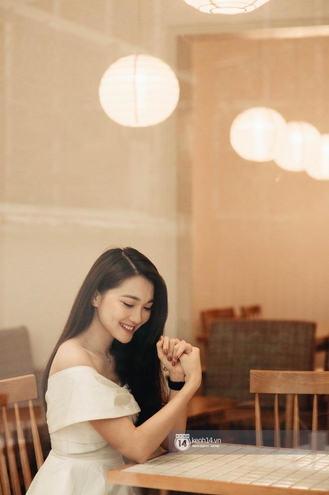 Ngọc Nữ: Chẳng hẹn mà gặp, tất cả người yêu cũ đều cưới vào cuối năm nay nên mình cũng có chút chạnh lòng - ảnh 8