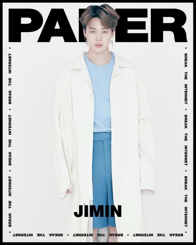 Các thành viên BTS hoán đổi tài năng cho nhau: RM và J-Hope được khao khát nhất, Jimin ước điều quá dễ thương - Ảnh 7.