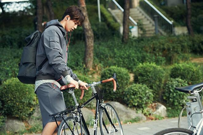 4 ngôi trường trong mơ chỉ có trong phim Hàn: Chủ yếu là tràn bờ đê trai đẹp từ thầy cho đến học sinh! - Ảnh 4.