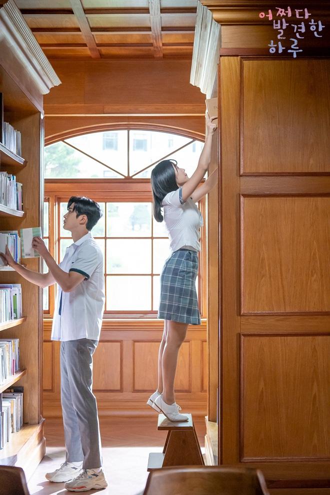 4 ngôi trường trong mơ chỉ có trong phim Hàn: Chủ yếu là tràn bờ đê trai đẹp từ thầy cho đến học sinh! - Ảnh 5.