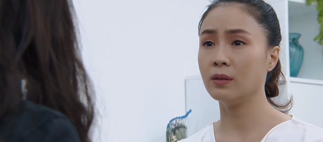 Hoa Hồng Trên Ngực Trái tập 31: Là bạn thân quốc dân nhưng San lại coi thường Khuê 1 đời chồng 2 đứa con? - ảnh 8