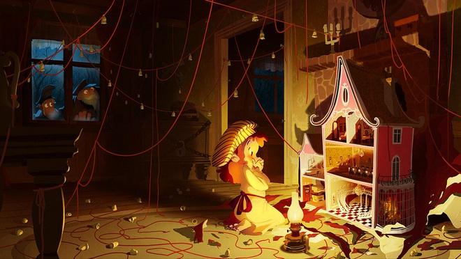 Klaus - Câu Chuyện Giáng Sinh: Kiệt tác đẹp từng khung hình, cuộc cách mạng phim hoạt hình 2D - Ảnh 12.