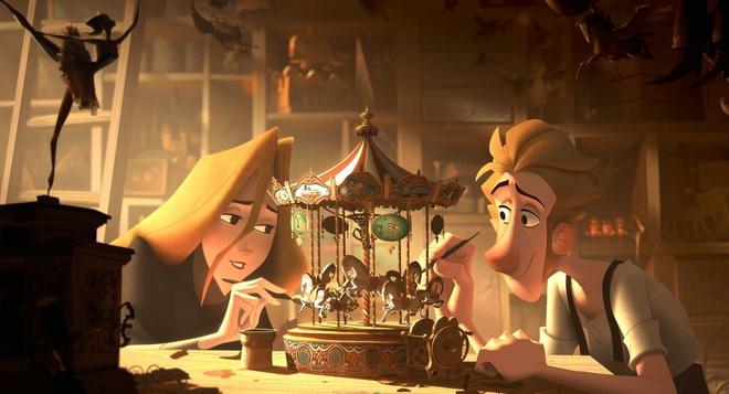Klaus - Câu Chuyện Giáng Sinh: Kiệt tác đẹp từng khung hình, cuộc cách mạng phim hoạt hình 2D - Ảnh 15.