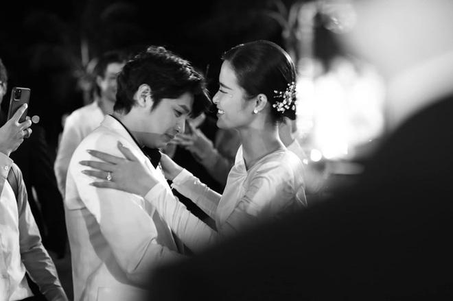 Đông Nhi tung loạt khoảnh khắc đầy cảm xúc trong hôn lễ: Noo - Isaac được đẩy thuyền, Hari Won bị dìm tơi tả - ảnh 7