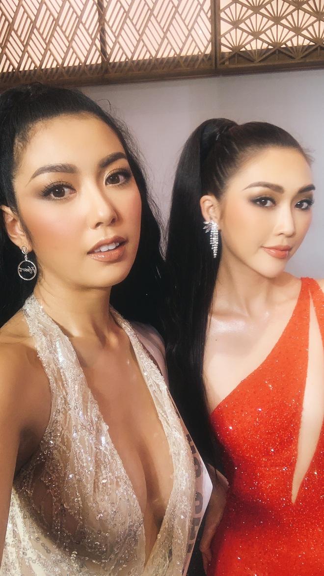 Hoa hậu Hoàn vũ Việt Nam 2019 và những cuộc tái ngộ định mệnh - ảnh 11