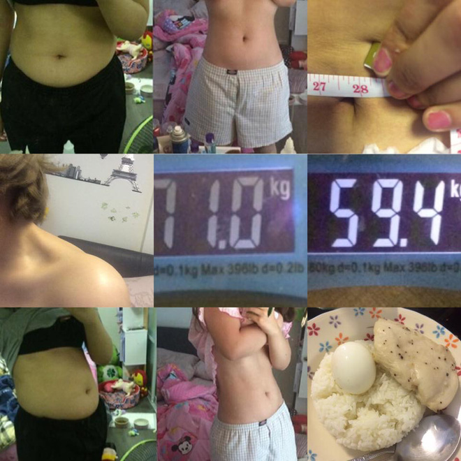 Cô bạn người Thái chia sẻ bí quyết giảm 10kg nhờ làm một điều cực đơn giản trước khi ăn - ảnh 11