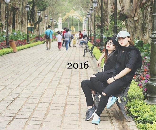 Cặp đôi đồng tính nữ với chuyện tình 10 năm xúc động: Thời gian trôi qua, trời xoay đất chuyển nhưng chúng mình vẫn cùng nhau ở đây - ảnh 13