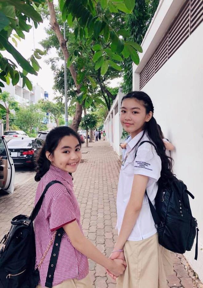 Không chỉ con gái Quyền Linh, hội tiểu thư showbiz Việt toàn sở hữu gen mỹ nhân, sớm nhìn ra tố chất hoa hậu từ khi còn đi học - ảnh 28