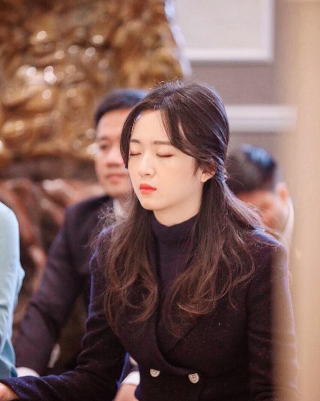 Không chỉ con gái Quyền Linh, hội tiểu thư showbiz Việt toàn sở hữu gen mỹ nhân, sớm nhìn ra tố chất hoa hậu từ khi còn đi học - ảnh 9