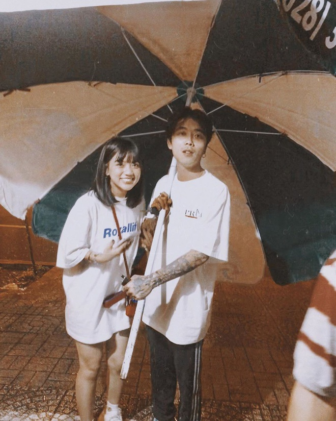 Rapper Khói và Bảo Hân bất ngờ xuất hiện trong một khung hình sau khi tuyên bố chia tay: Vậy là đã yêu lại từ đầu? - ảnh 1