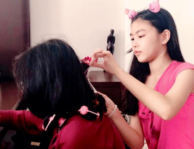 Không chỉ con gái Quyền Linh, hội tiểu thư showbiz Việt toàn sở hữu gen mỹ nhân, sớm nhìn ra tố chất hoa hậu từ khi còn đi học - ảnh 25