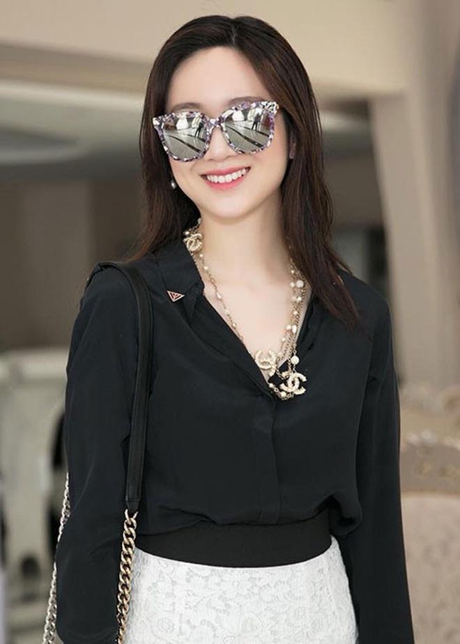Không chỉ con gái Quyền Linh, hội tiểu thư showbiz Việt toàn sở hữu gen mỹ nhân, sớm nhìn ra tố chất hoa hậu từ khi còn đi học - ảnh 8