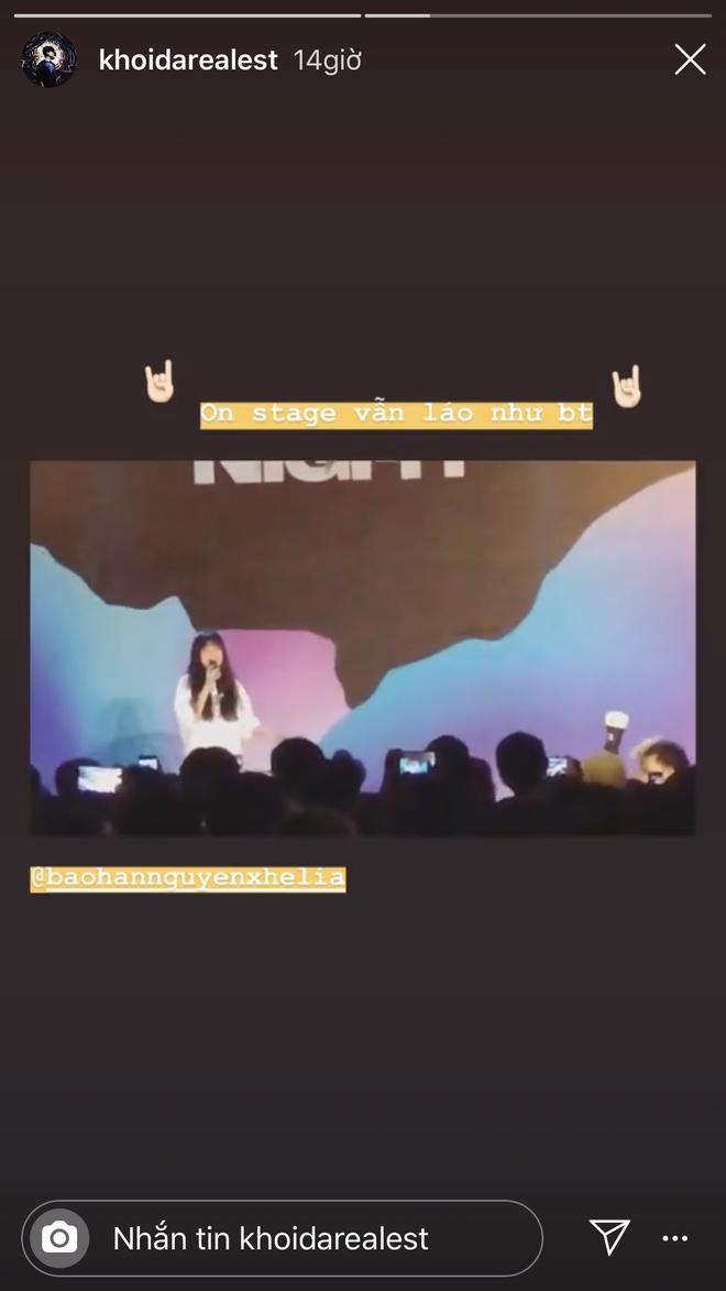 Rapper Khói và Bảo Hân bất ngờ xuất hiện trong một khung hình sau khi tuyên bố chia tay: Vậy là đã yêu lại từ đầu? - ảnh 4