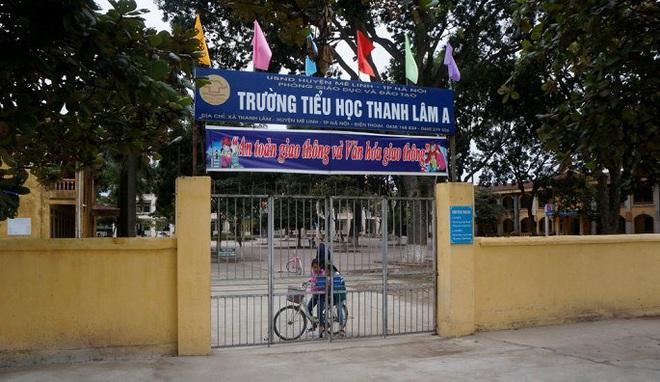 Hơn 1.500 học sinh ngoại thành Hà Nội tiếp tục nghỉ học - ảnh 1