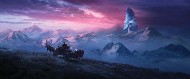 Soi 8 chi tiết ẩn có trong Frozen 2: Quá nhiều liên hệ với phần 1 nhưng chỉ người tinh mắt - thính tai mới biết - Ảnh 6.