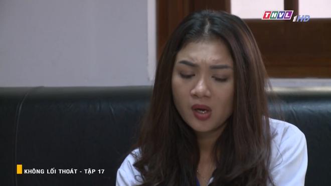 Không Lối Thoát tập 17: Phát hiện chồng đong đưa gái lạ, vợ Minh gặp tai nạn bể bầu? - ảnh 12