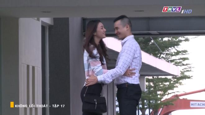 Không Lối Thoát tập 17: Phát hiện chồng đong đưa gái lạ, vợ Minh gặp tai nạn bể bầu? - ảnh 2