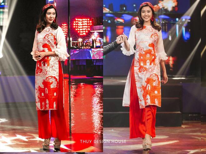 Giữa lùm xùm mẫu áo dài bị copy, NTK Thủy Nguyễn khẳng định: Sản phẩm kia giống thiết kế gốc của tôi đến hơn 90% - ảnh 8