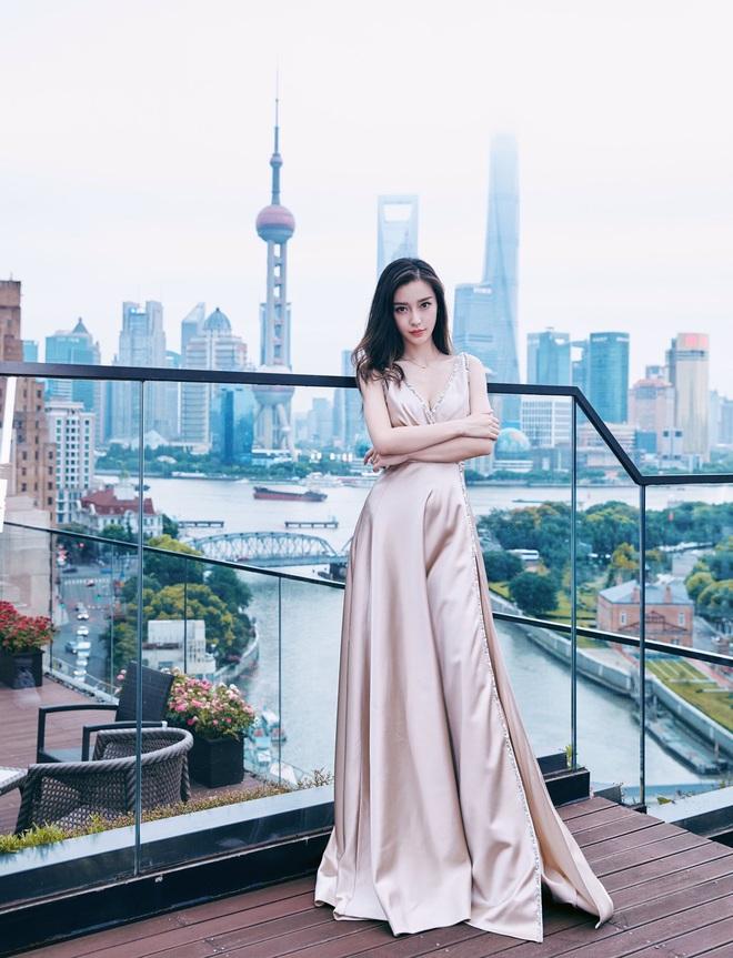 Nữ hoàng thảm đỏ Cbiz 2019: Phạm Gia sa sút phong độ, Triệu Vy ngày một đẳng cấp, Angela Baby và Quan Hiểu Đồng đua đồ Haute Couture - ảnh 25