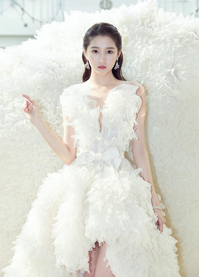 Nữ hoàng thảm đỏ Cbiz 2019: Phạm Gia sa sút phong độ, Triệu Vy ngày một đẳng cấp, Angela Baby và Quan Hiểu Đồng đua đồ Haute Couture - ảnh 41