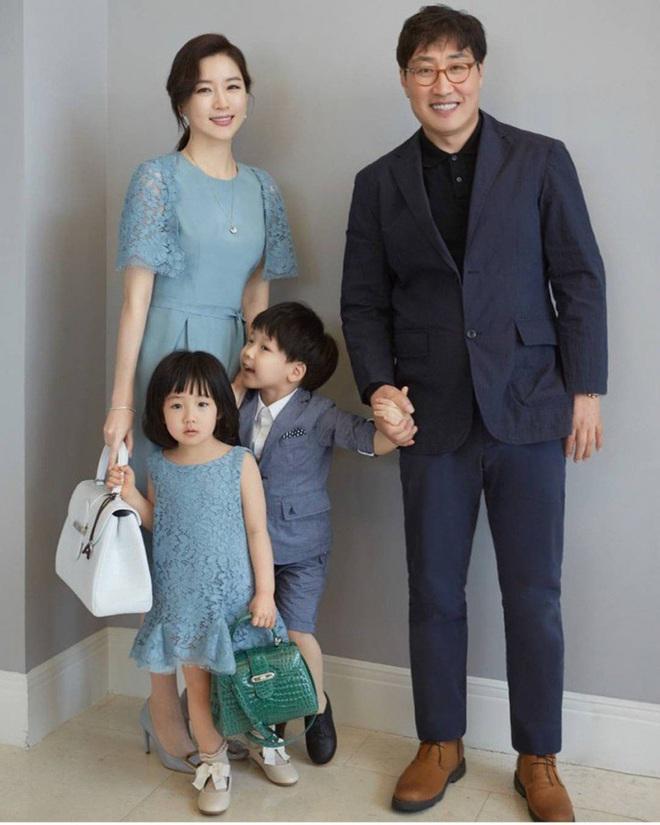 Nàng Dae Jang Geum Lee Young Ae bất ngờ tiết lộ: Con trai tôi không mấy hứng thú với ngành giải trí - Ảnh 1.