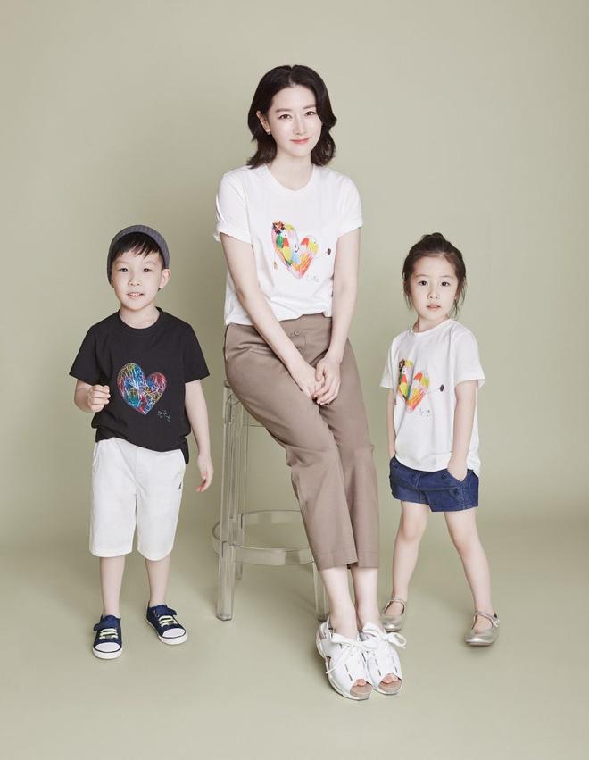 Nàng Dae Jang Geum Lee Young Ae bất ngờ tiết lộ: Con trai tôi không mấy hứng thú với ngành giải trí - Ảnh 2.