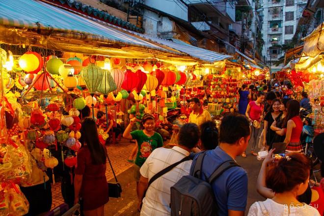 """Ngay giữa lòng Sài Gòn cũng có tới 4 Little Town mang màu sắc của 4 nước khác nhau cực """"chất để đến chơi và chụp hình - Ảnh 8."""