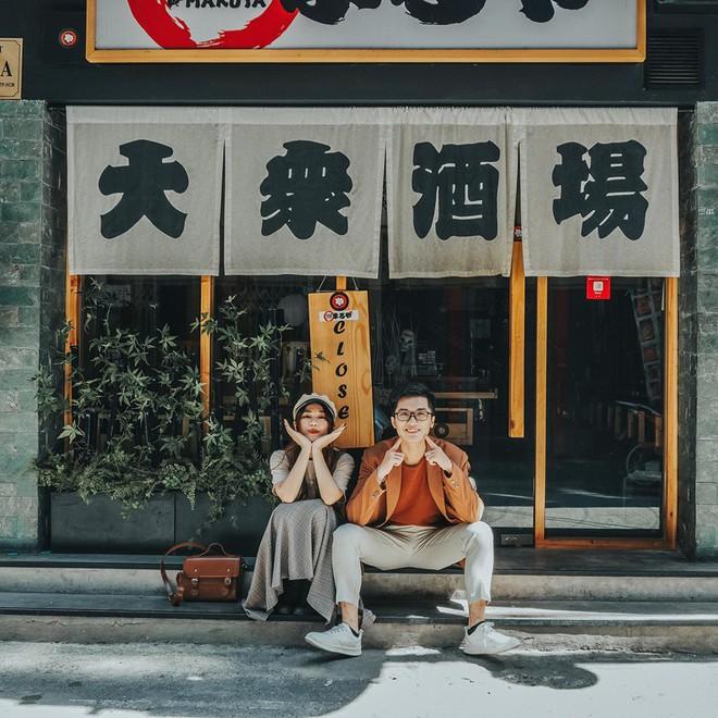 """Ngay giữa lòng Sài Gòn cũng có tới 4 Little Town mang màu sắc của 4 nước khác nhau cực """"chất để đến chơi và chụp hình - Ảnh 12."""