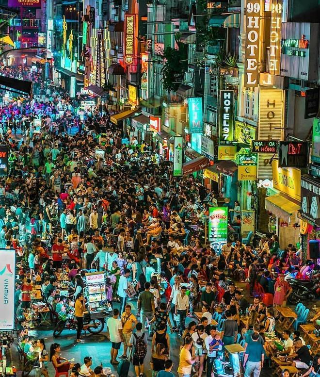 """Ngay giữa lòng Sài Gòn cũng có tới 4 Little Town mang màu sắc của 4 nước khác nhau cực """"chất để đến chơi và chụp hình - Ảnh 3."""