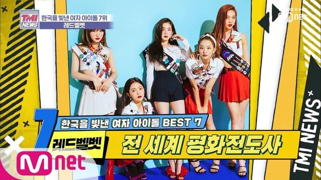 """7 girlgroup Kpop làm rạng danh Hàn Quốc: """"Tường thành"""" và """"nhóm nữ quốc dân thế hệ mới"""" vẫn phải chịu thua BLACKPINK - Ảnh 2."""
