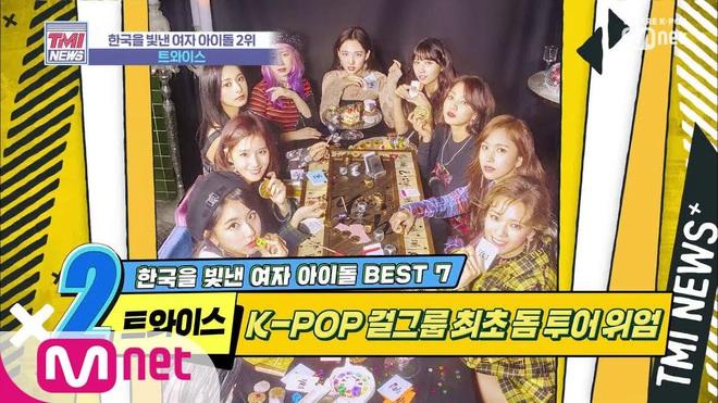 """7 girlgroup Kpop làm rạng danh Hàn Quốc: """"Tường thành"""" và """"nhóm nữ quốc dân thế hệ mới"""" vẫn phải chịu thua BLACKPINK - Ảnh 12."""